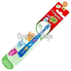 Colgate Kids 0-2 Baby Toothbrush - Extra Soft 1 pc