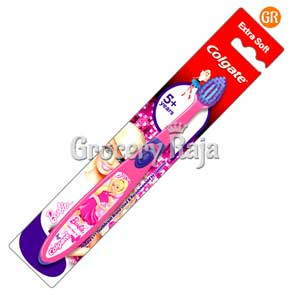 Colgate Kids Barbie Toothbrush - Extra Soft 1 pc