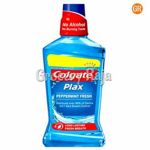 Colgate Plax Mouthwash - Peppermint 500 ml