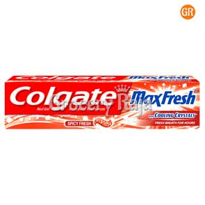 Colgate Max Fresh Red Gel 150 gms