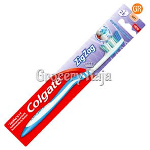 Colgate Zigzag Toothbrush - Medium 1 pc