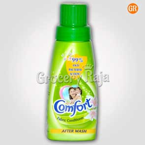 Comfort Fabric Conditioner Anti Bacterial Green 200 ml