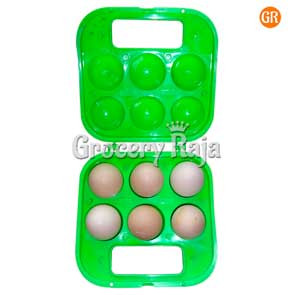 Country Eggs (Pack of 6)