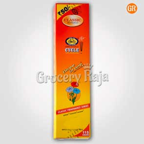 Cycle Three In One Classic Fragrance Agarbatti 115 gms