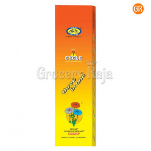 Cycle Agarbatti - Three in One Classic 124 gms Carton