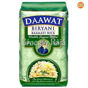 Daawat Basmati Rice - Biryani 1 Kg Pouch