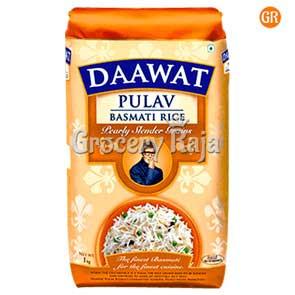 Daawat Basmati Rice - Pulav 1 Kg Pouch