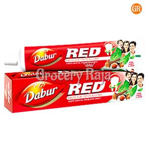 Dabur Red Toothpaste Family Value Pack 300 gms