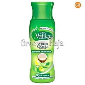 Dabur Vatika Hair Oil - Enriched Cocount 75 ml