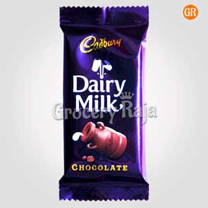 Cadbury Dairy Milk Chocolate 27 gms