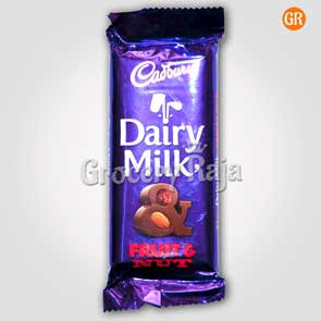 Cadbury Dairy Milk - Fruit & Nut 42 gms