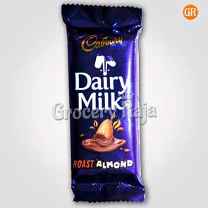 Cadbury Dairy Milk - Roast Almond 36 gms