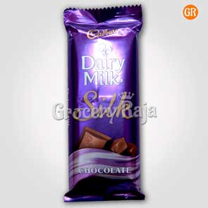 Cadbury Dairy Milk Silk Chocolate 160 gms
