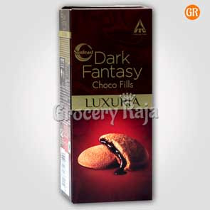 Sunfeast Dark Fantasy - Luxuria Choco Fills Rs. 60