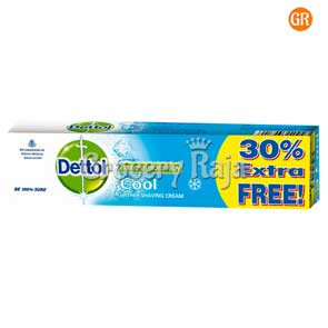 Dettol Cool Lather Shaving Cream 70 gms
