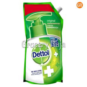 Dettol Hand Wash - Original 185 ml