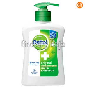 Dettol Original Handwash Pump 225 ml