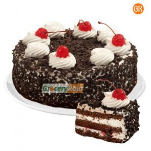 Black Forest Cake Fresh Cream 1 Kg
