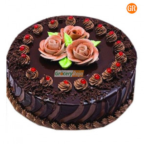 Chocolate Cake Butter Cream 1 Kg - Single Layer