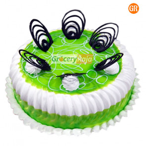 Pista Cake Butter Cream 1 Kg  - Single Layer