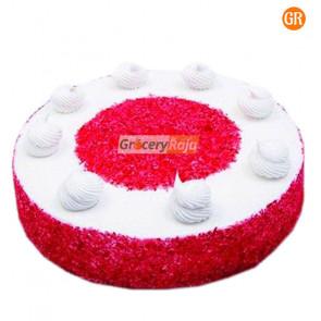 Red Velvet Cake Butter Cream 1 Kg - Single Layer