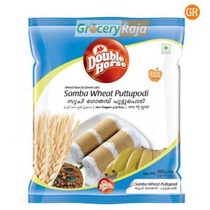 Double Horse Samba Wheat Puttu Podi 1 Kg