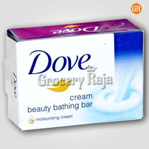 Dove Bathing Soap - White Beauty 75 gms