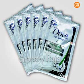 Dove Hairfall Resuce Shampoo Rs. 1.50 Sachet (Pack of 6)