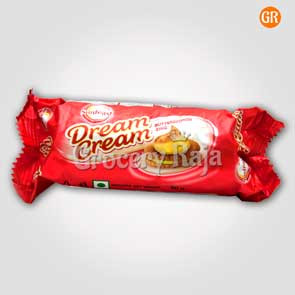 Sunfeast Dream Cream Biscuits - Butterscotch Zing Rs. 20