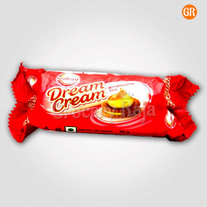 Sunfeast Dream Cream Biscuits - Butterscotch Zing Rs. 10