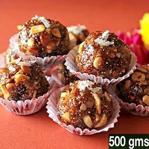 Dry Fruits Laddu (டேட்ஸ் லட்டு) 500 gms