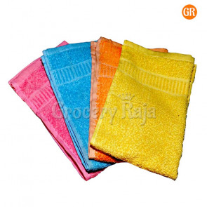 "Plain Color Terry Towel 20""X12"" (Pack of 3)"