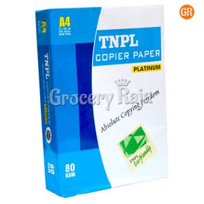 TNPL Copier A4 Paper - 80 GSM 500 Sheets [19 CARDS]
