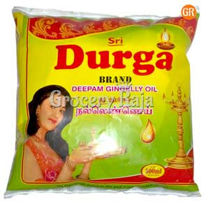 Durga Deepam Gingelly Oil 500 ml