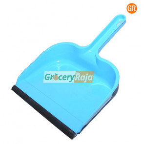Dust Pan with Rubber Lip 1 pc