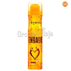 Engage Abandon Deodorant for Women 150 ml