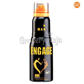 Engage Awe Deodorant for Men 150 ml