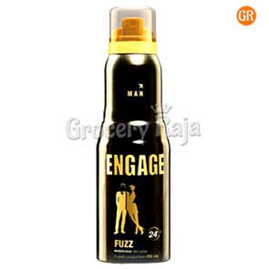 Engage Fuzz Deodorant for Men 150 ml