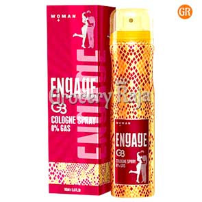 Engage G3 Cologne Spray For Women 150 ml