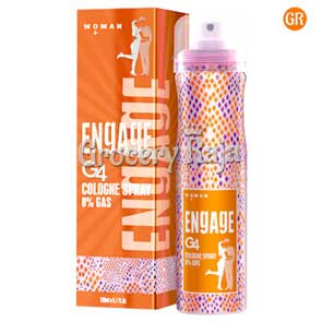 Engage G4 Cologne Spray for Women 150 ml