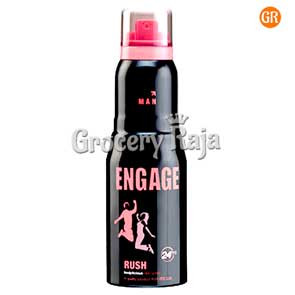 Engage Rush Deodorant for Men 150 ml