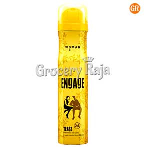 Engage Tease Deodorant for Women 150 ml