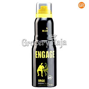 Engage Urge Deodorant for Men 150 ml
