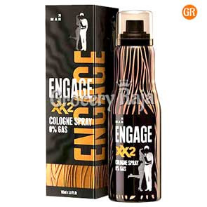 Enage XX2 Cologne Spray for Men 150 ml