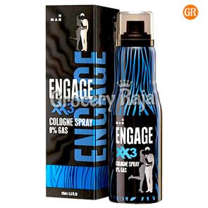Engage XX3 Cologne Spray for Men 150 ml