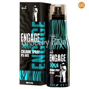 Engage XX4 Cologne Spray for Men 150 ml