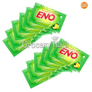 Eno Lemon Flavour 5 gms Sachet (Pack of 12)