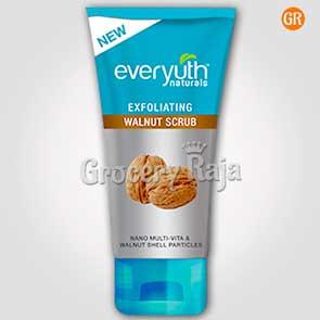 Everyuth Exfoliating Scrub - Walnut 100 gms