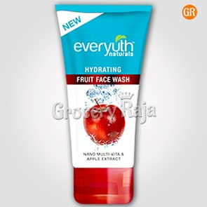 Everyuth Face Wash Cream - Fruit 50 gms
