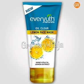 Everyuth Face Wash Cream - Lemon 50 gms